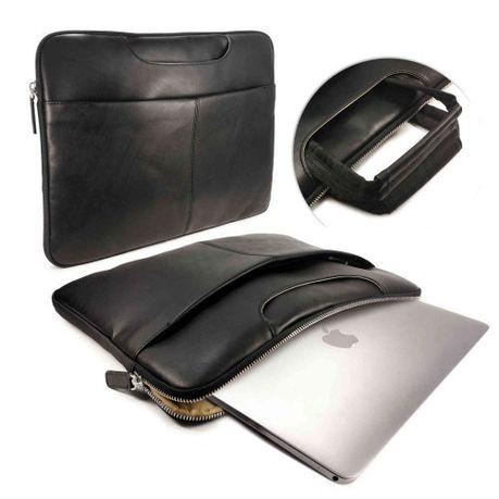 Tuff Luv Le Macbook Pro Air 13 Luxury Premium Faux Leather Laptop Bag