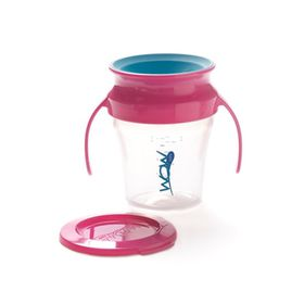 4aKid - Wow Baby Cup - Pink & Blue
