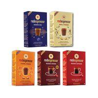 Red Espresso Rooibos Special Flavour - 50 Nespresso Compatible Capsules