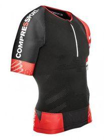 Compressport V2 Triathlon T-Shirt - Black