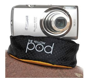 The Pod The Yellow Pod Bean Bag Camera Support