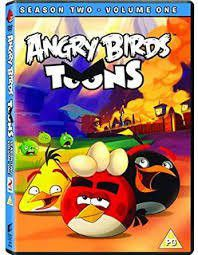 Angry Birds Toons Season 2 Vol 1 (DVD)