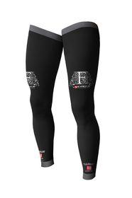 Compressport Full Leg - Black - 4