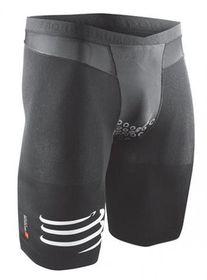 Compressport V2 Triathlon Short - Black - T1