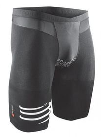 Compressport V2 Triathlon Short - Black - T3