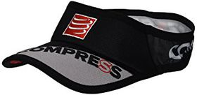 Compressport Ultralight Visor  - Black