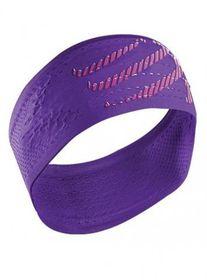 Compressport Headband  - Purple