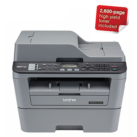 BROTHER MULTIFUNCTION PRINTER WINDOWS 7 DRIVERS DOWNLOAD