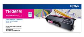 Brother TN-369M Magenta Laser Toner Cartridge