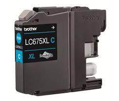 Brother LC675XL-C Cyan Ink Cartridge