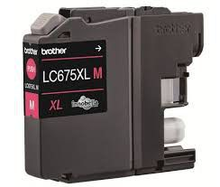 Brother LC675XLM Magenta Ink Cartridge