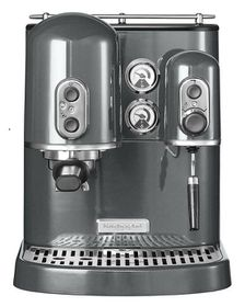KitchenAid - Espresso Maker - Medallion Silver