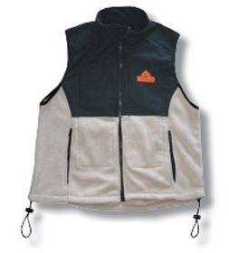 Techniche Thermafur Air Activated Heating Vest - Khaki