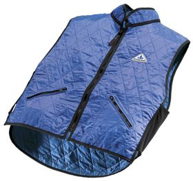 Techniche Hyperkewl Evaporative Cooling Deluxe Sport Vest - Blue