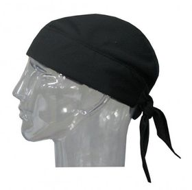 Techniche Hyperkewl Evaporative Cooling Skull Cap - Black