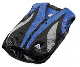 Techniche Evaporative Cooling Peak Cycling Vest - Blue