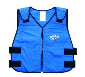 Techniche Techkewl Phase Change Cooling Nomex Vest - Blue