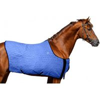 Techniche Hyperkewl Evaporative Cooling Horse Blanket - Blue