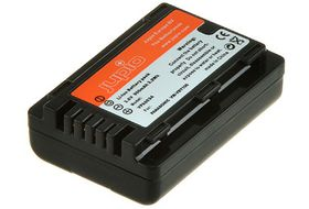 Jupio Battery for Panasonic VW-VBY100 900mAh