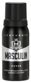 Lentheric Masculin Power Deodrant - 150ml
