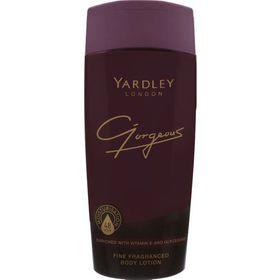 Yardley Gorgeous Body Lotion - 400ml
