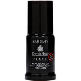 Yardley English Blazer Black Roll on - 50ml