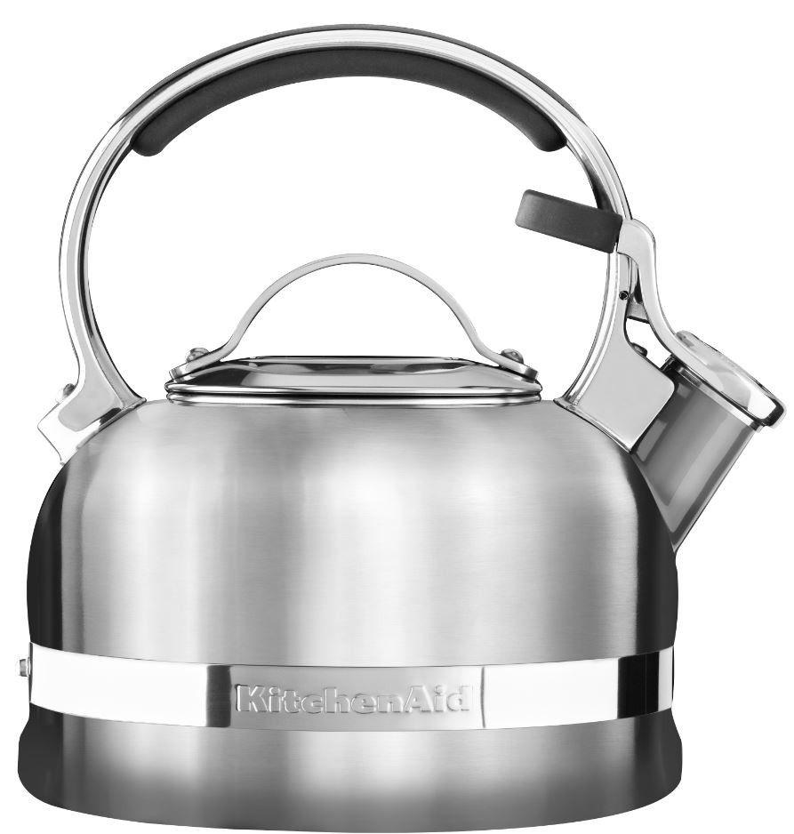 Kitchenaid Stove Top Kettle - Silver - KTEN20SBST | Buy Online in ...