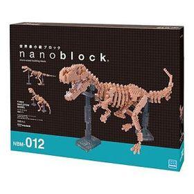 Nanoblock - T-Rex Skeleton
