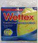 Vileda - Dry Sponge Cloth and Wettex