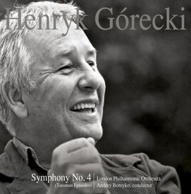Symphony No.4 - Henryk Gorecki (CD)