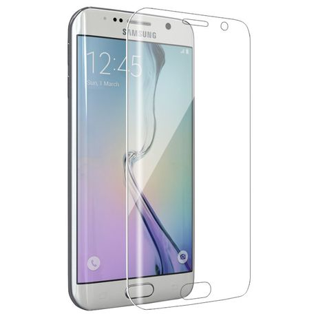 Tempered Glass Screen Protector For Samsung Galaxy S7 EDGE - Clear