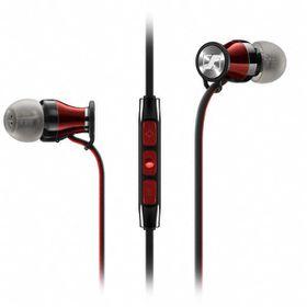 Sennheiser M2-IEG MOMENTUM Earphones - Red