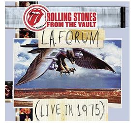 Rolling Stones - From The Vault Forum 1975 (DVD)