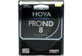 Hoya PRO Neutral Density ND8 Filter 52mm