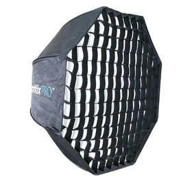 Phottix Easy-up HD Octa Softbox with Grid 80cm + Varos S Adapter