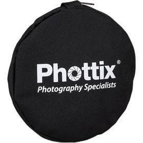 Phottix 5-in-1 Premium Circular Reflector with Handles 80cm
