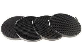 "Phottix Pro 7"" Honeycomb Grid Set (30, 40, 50, 60 degrees)"
