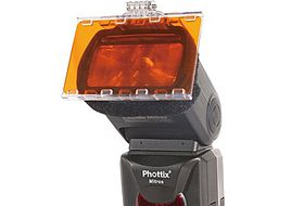 Phottix Gel Set for Hot Shoe Flash