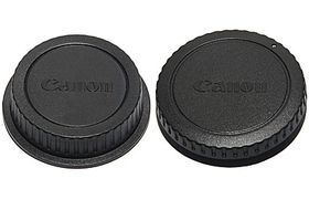 Phottix Body and Rear Lens Cap for Canon DSLR
