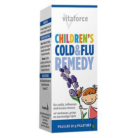 Vitaforce Childrens Cold/Flu Remedy