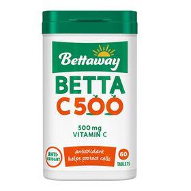 Bettaway Vitamin C 500Mg
