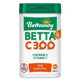 Bettaway Vitamin C 300Mg