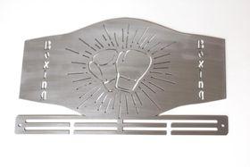 TrendyShop Boxing Medal Hanger - Stainless Steel