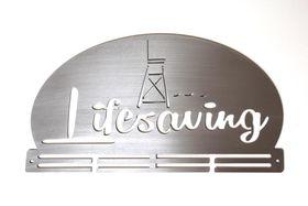 TrendyShop Lifesaving Medal Hanger - Stainless Steel