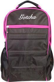 Gotcha Deluxe Laptop Backpack - Jasper Pink