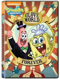 Spongebob Squarepants:  Glove World Forever (DVD)