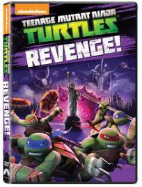Teenage Mutant Ninja Turtles:  Revenge (DVD)