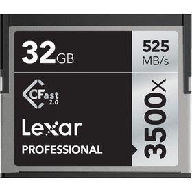 Lexar 32GB Professional CFast Card