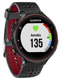 Garmin Forerunner 235 GPS Running Watch  - Black & Red