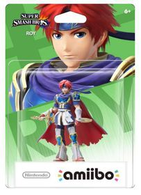 Amiibo Smash Roy